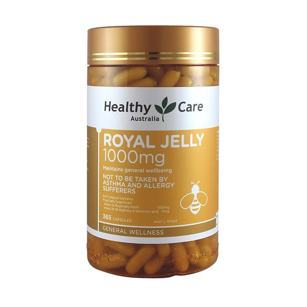 Healthy Care Royal Jelly 1000mg (2)